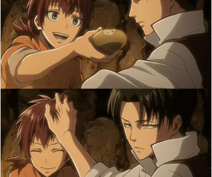 anime, levi, and ackerman image