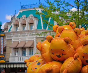 cute, disney, and pooh image