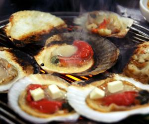 food, korean, and photos image