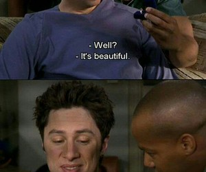 scrubs, funny, and jd image