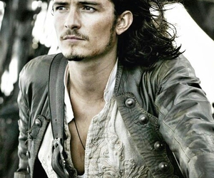 pirates of the caribbean, orlando bloom, and will turner image
