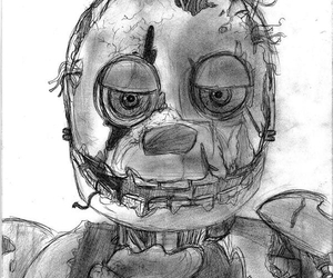 five nights at and five nigths at freddys 3 image