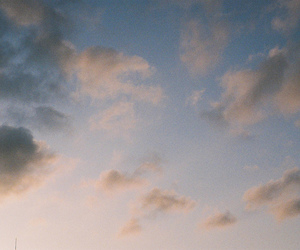 35mm, cloud, and clouds image