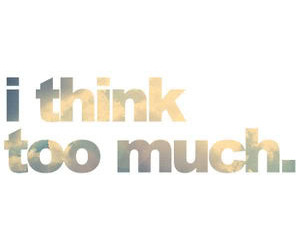 think, quote, and text image