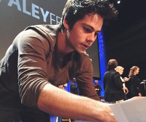 dylan o'brien, teen wolf, and teenwolf image