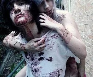 blood and love image