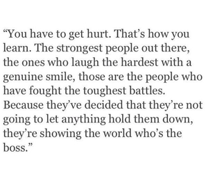 quotes, hurt, and life image