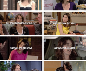 hate, sensitive, and himym image