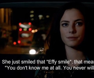 skins, Effy, and smile image