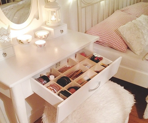 awesome, decor, and dressing table image