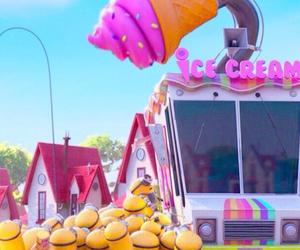 minions and ice cream image