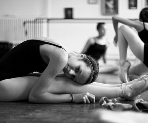 b, bb, and ballet students image