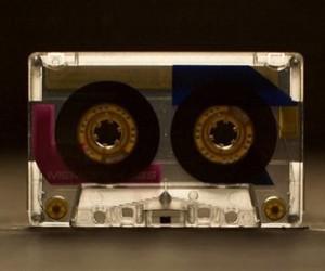 music tape image