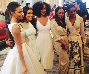 actress, black women, and beautiful image