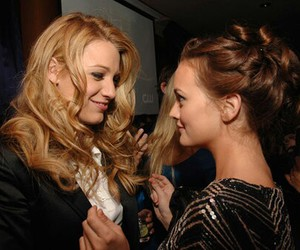 blake lively, gossip girl, and leighton meester image