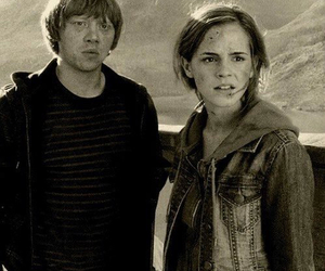 beautiful, couple, and harry potter image