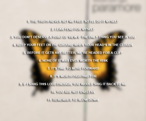 album, brand new eyes, and butterfly image
