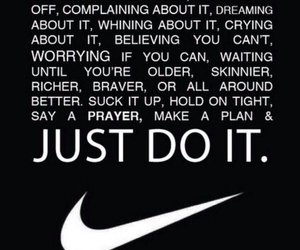 Just Do It