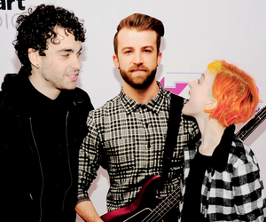 gorgeous, hayley williams, and jeremy davis image