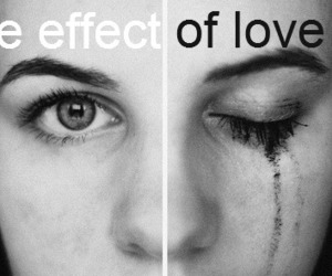 effect of love image