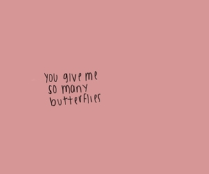 butterflies, give me, and many image