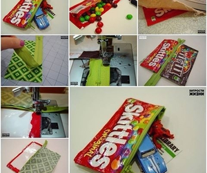 diy, skittles, and cool image
