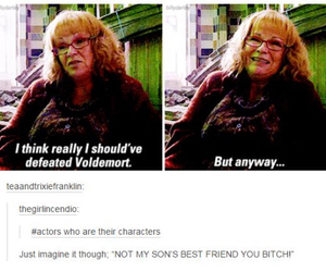 fandom, harry potter, and molly weasley image