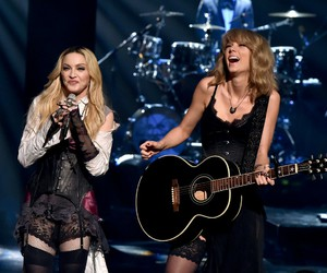 Taylor Swift and madonna image
