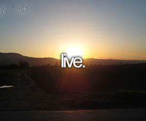 live and before i die image