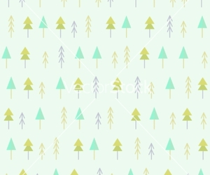 pattern, pine, and tree image