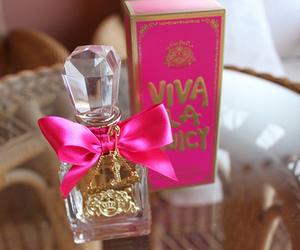 perfume, viva la juicy, and pink image