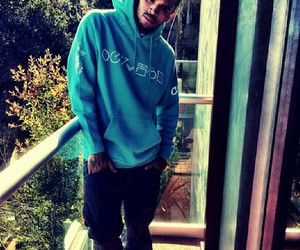 chris brown and fortune image