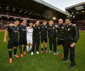 Liverpool, allstars, and football image