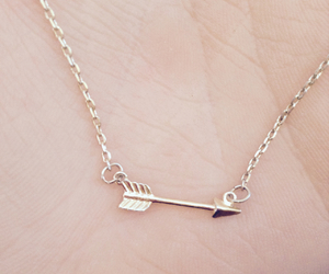arrow, jewelery, and necklace image
