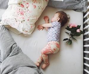 baby and sleep image