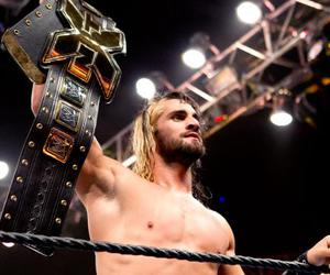 wwe, perfect boy, and seth rollins image