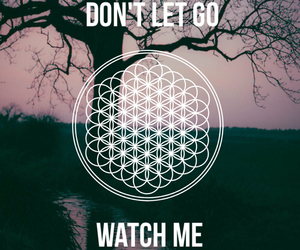 bmth, bring me the horizon, and watch me burn image