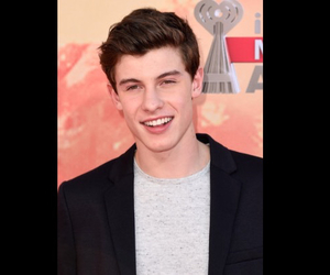 shawn mendes and i heart radio awards image
