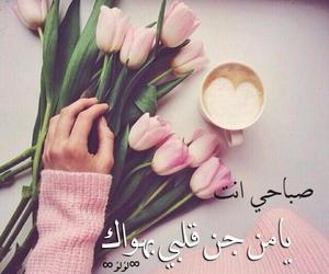 حب, كلمات, and عربي image