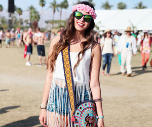 boho, outfit, and chic image