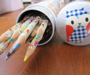 paperchase, art, and owl image