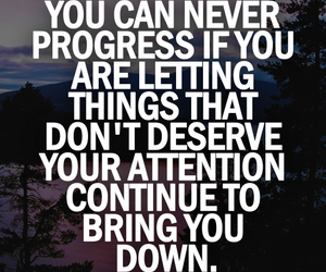 motivation, progress, and quotes image