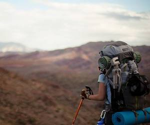 adventure, camping, and backpacking image