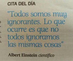 Albert Einstein and frases image