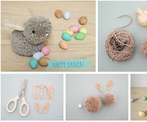 bunny, creative, and diy image