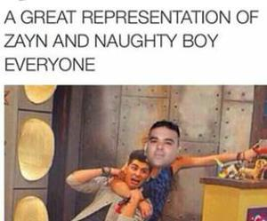 icarly, naughty boy, and zayn malik image