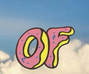 of, wallpaper, and donuts image