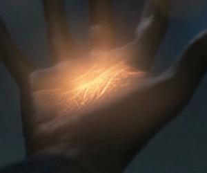 hand and magic image