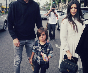 kourtney kardashian and girl image
