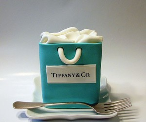 tiffany, food, and cake image
